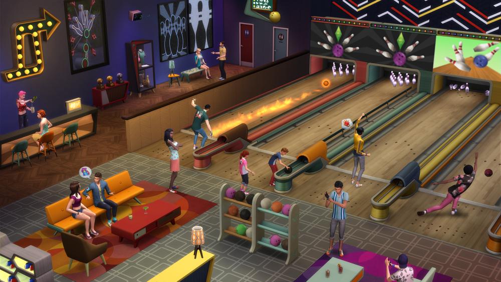 [Sims 4]  [NOTICIA]  Los Sims 4 Noche de Bolos Pack de Accesorios. TS4_0169_SP10_OFFICIAL_SCREENS_01_1920_002.thumb.png.484a4a9eb80e8dc1485d1bfe7977aaa8