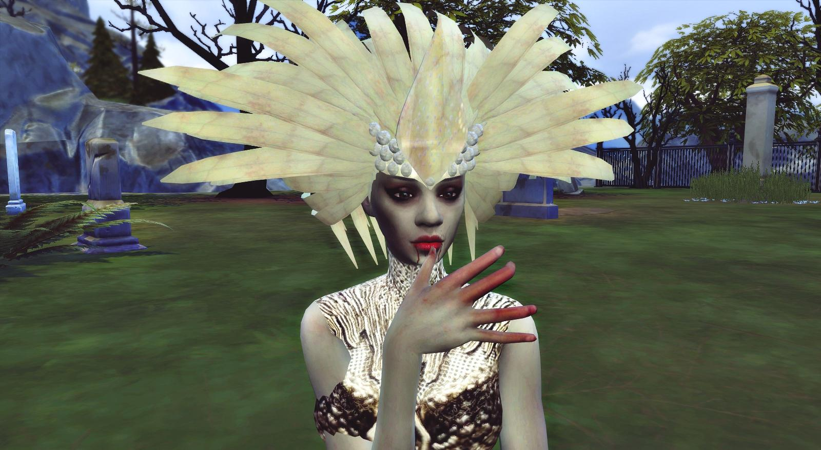 Akasha (Queen of the damned)