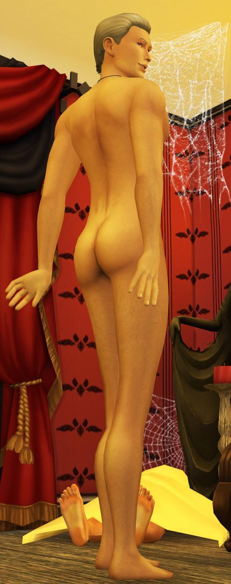 Hidan Disfrazado de vampiro 9